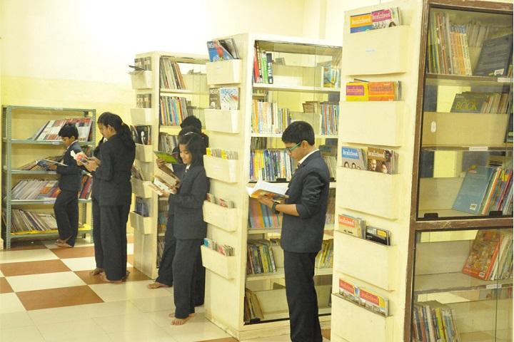 Montessori Indus School-Library