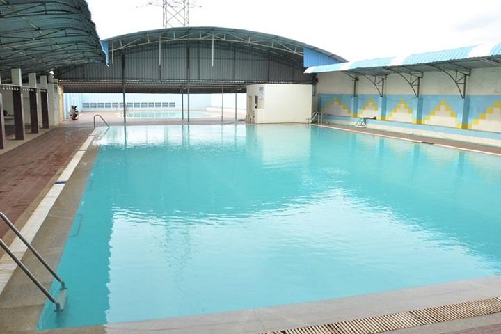 Montessori Indus School-Swimming Pool