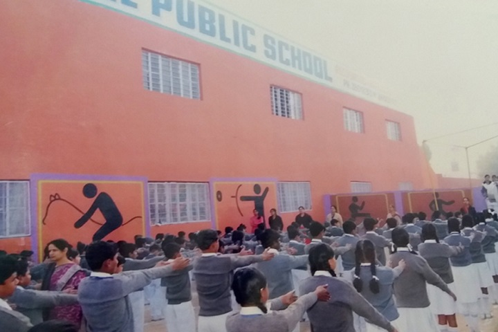 Goodwill Public School-Exercise