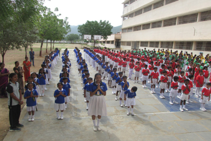 Montfort School-Assembly