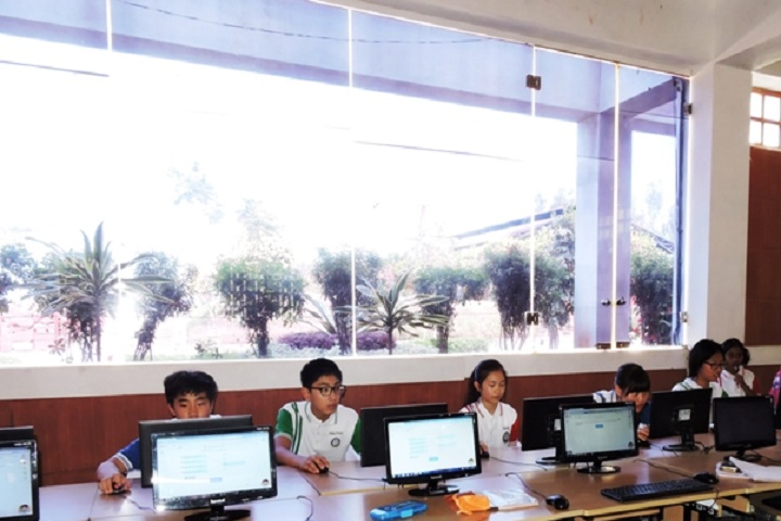 Nandi Academy-Computer Lab