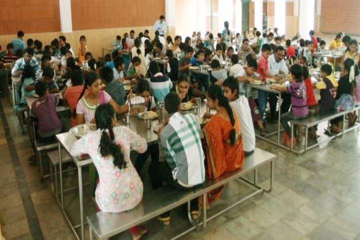 Nandi Academy-Cafeteria