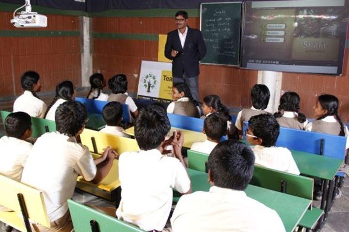 Nandi Academy-Digi Classroom