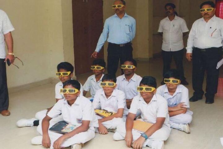 Narayana English Medium School-AV Room