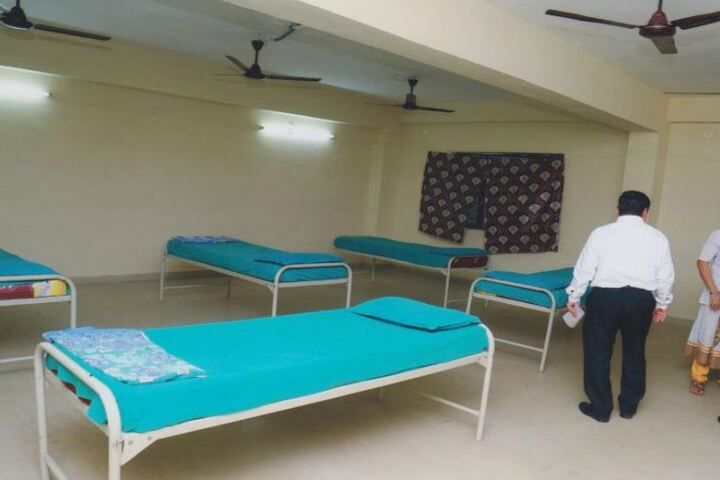 Narayana English Medium School-Checkup Room