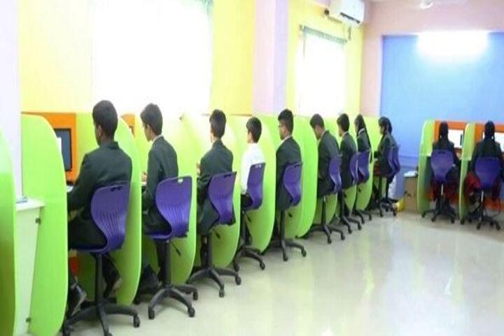 Narayana English Medium School-Computer Lab