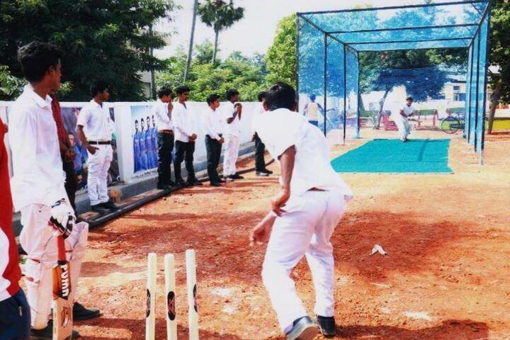 Narayana English Medium School-Cricket