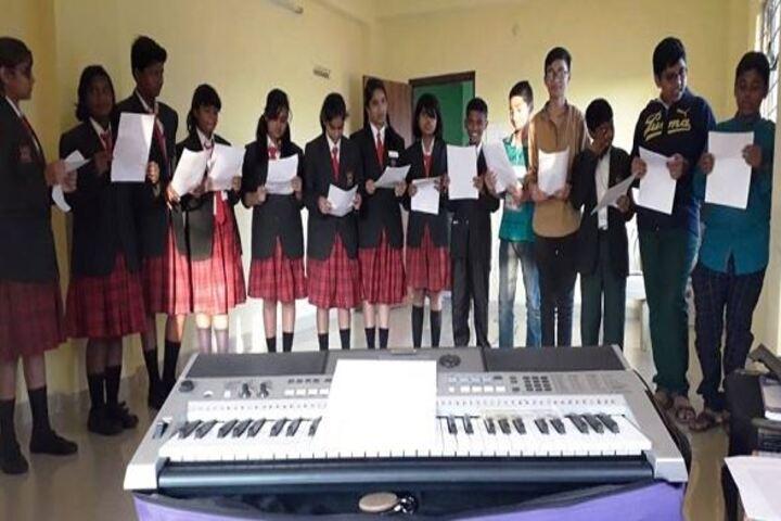 Narayana English Medium School-Music Class