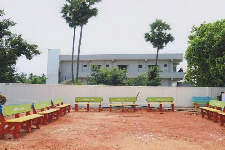 Narayana English Medium School-Sitout Place