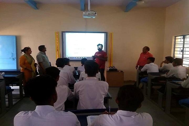 Government Boys Senior Secondary School-Digital Classroom