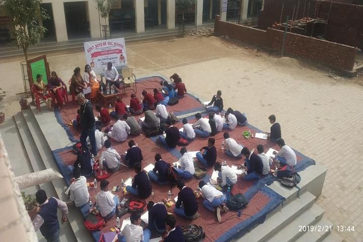 Government Boys Senior Secondary School-School Event