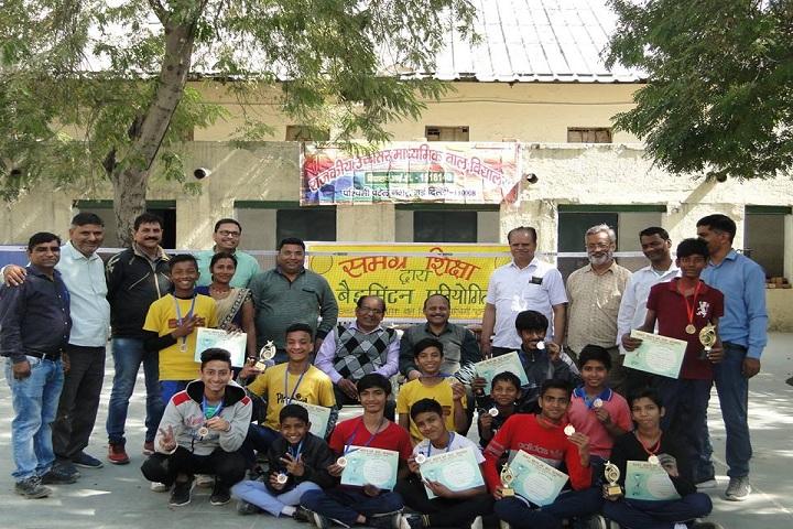 Government Boys Senior Secondary School-Sports Activity