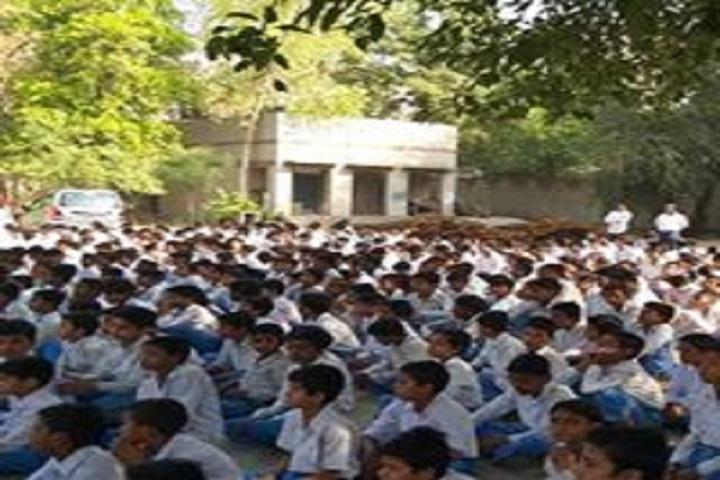 Government Boys Senior Secondary School-Students