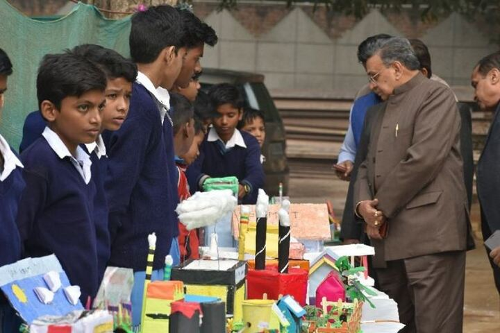 Government Boys Senior Secondary School-Exhibition