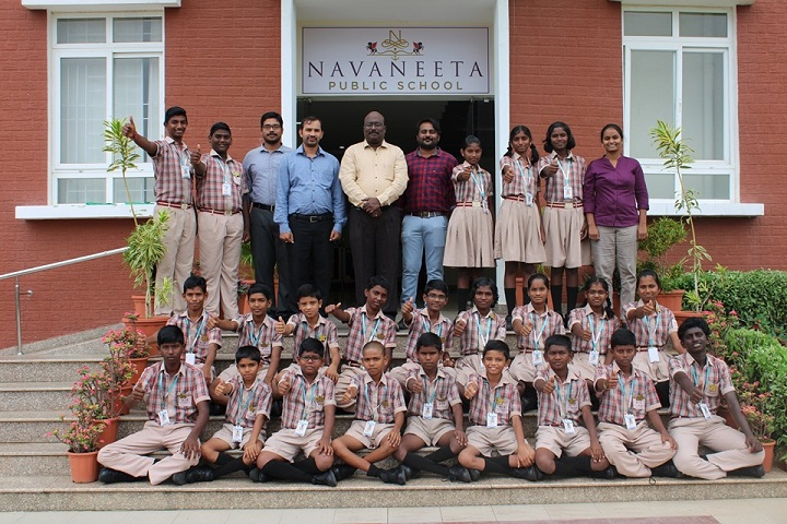 Navaneeta Public School-Group photo