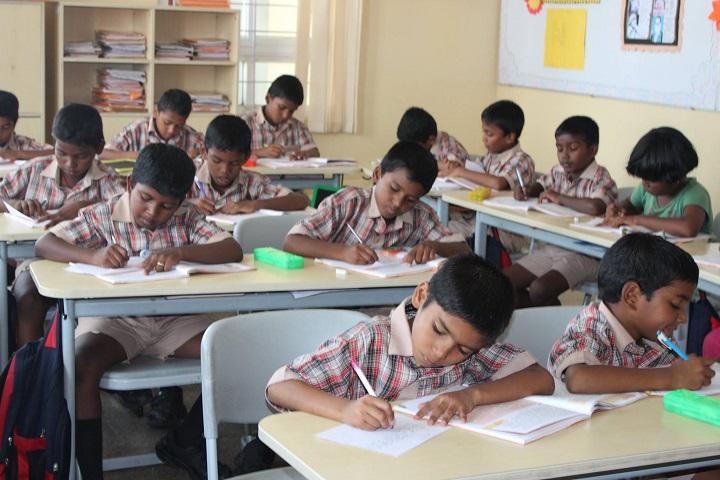 Navaneeta Public School-Classroom