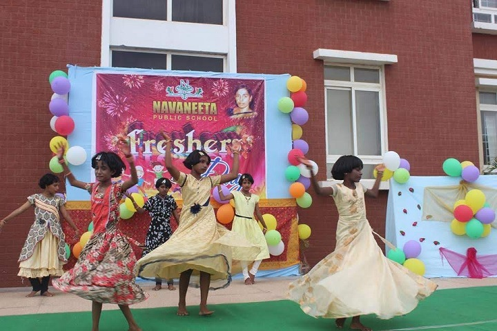 Navaneeta Public School-Events
