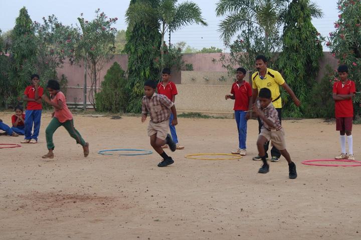 Navaneeta Public School-Games