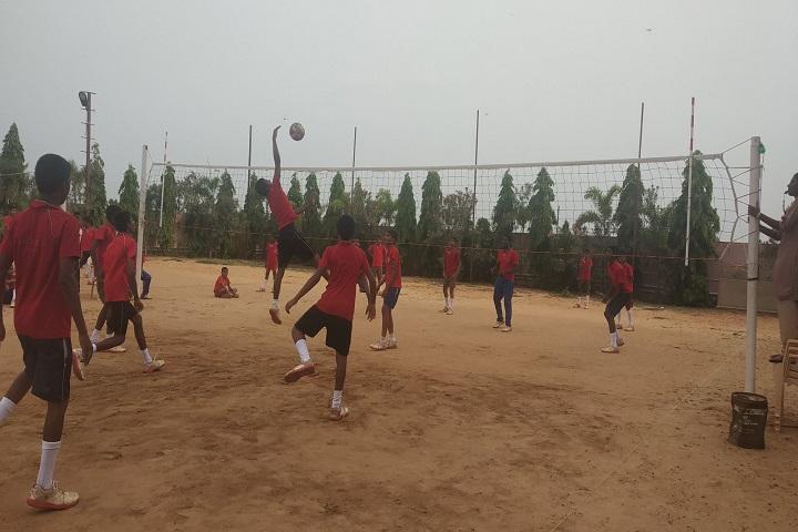 Navaneeta Public School-Sports