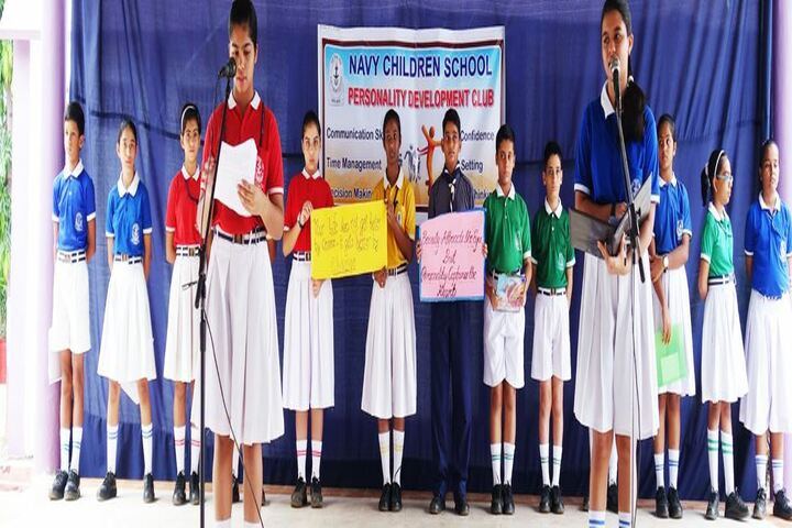 Navy Children School-Prasentation