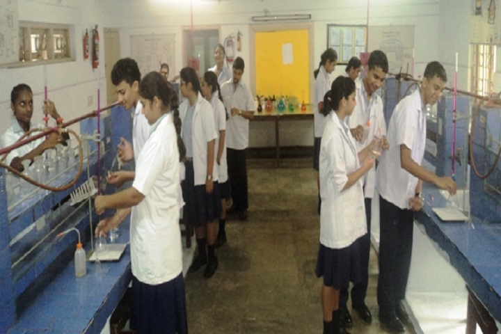 Navy Children School-Chemistry Lab