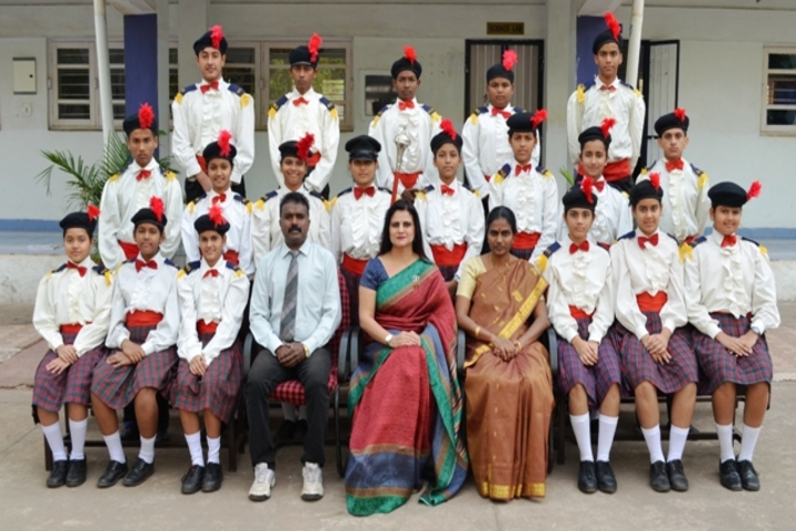 Navy Children School-Group Photo