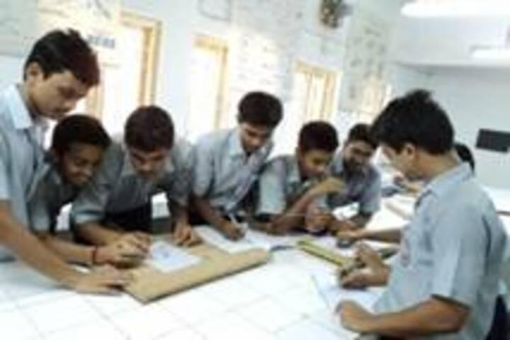 Navy Children School-Physics Lab