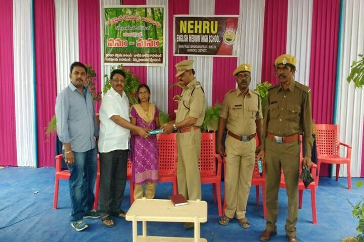 Nehru High School-Annual Prize Distribution