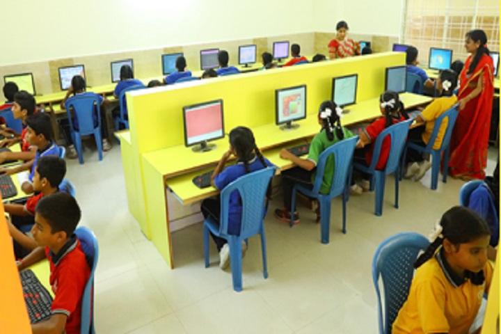 Oak Valley School-Computer Lab
