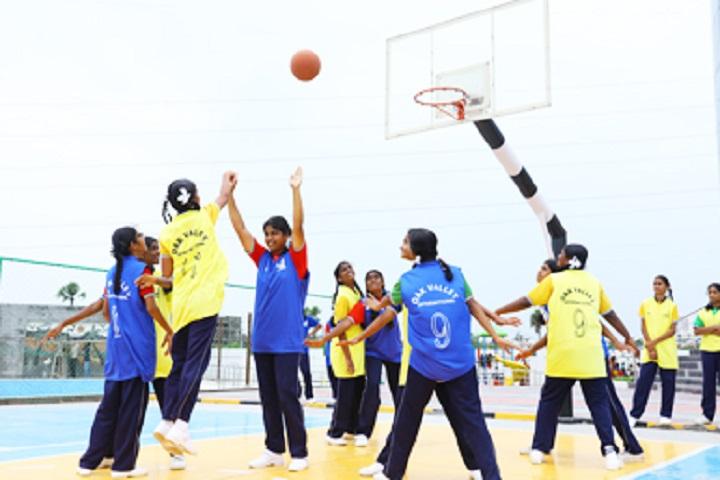 Oak Valley School-Sports