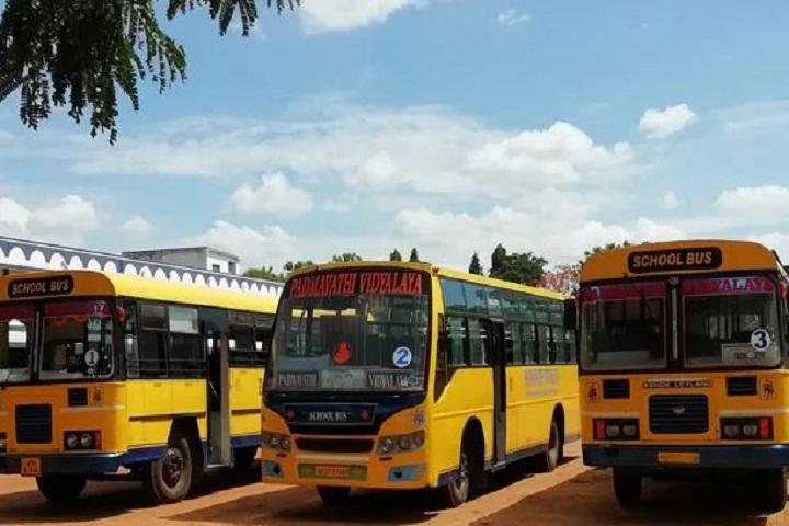 Padmavathi Vidyalaya-Bus