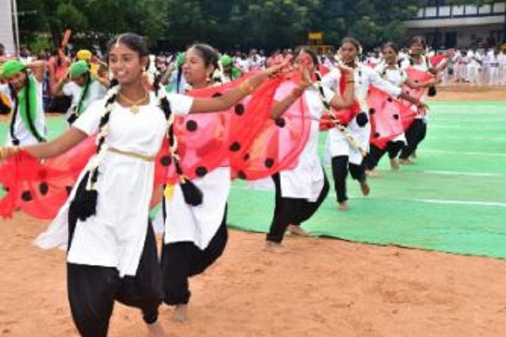 Padmavathi Vidyalaya-Dances