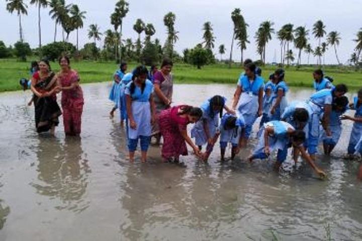 Padmavathi Vidyalaya-Field trip