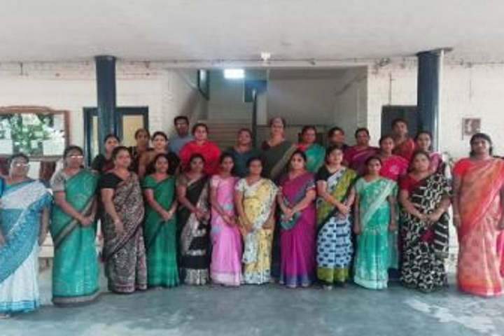 Padmavathi Vidyalaya-Maths workshop