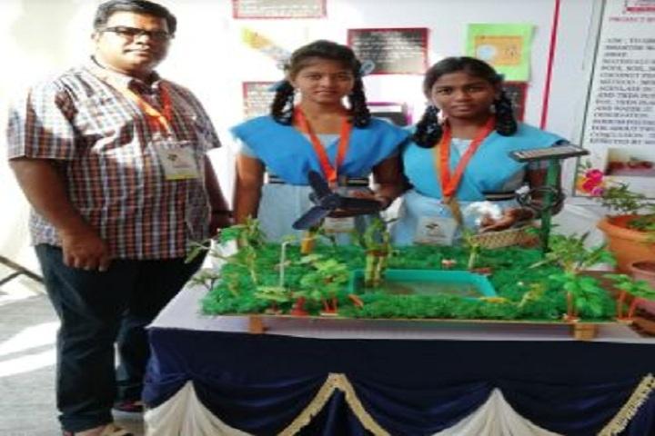 Padmavathi Vidyalaya-Science exhibitions