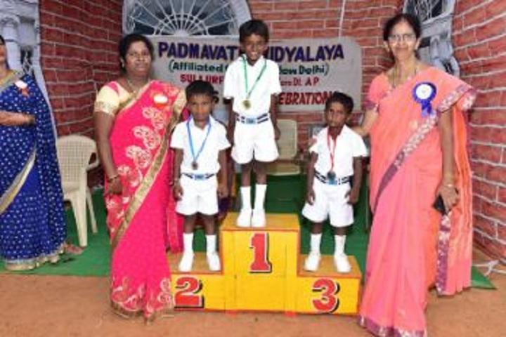 Padmavathi Vidyalaya-Sports  winner