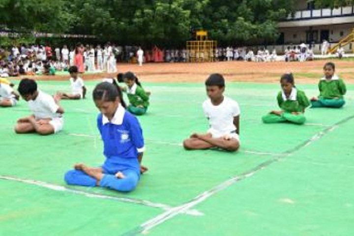 Padmavathi Vidyalaya-Yoga