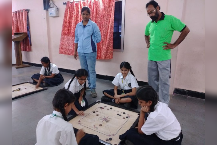 Indoor Game Competition