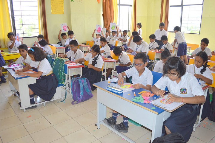 Pallavi Model School-Activity