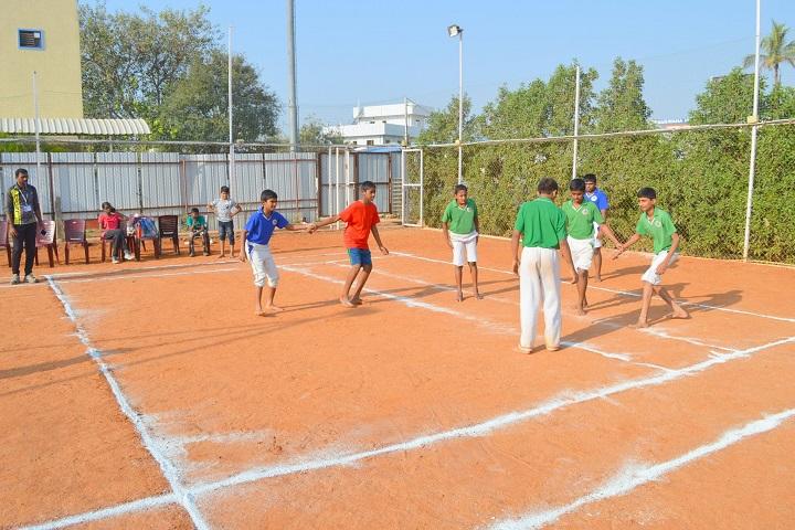 Pallavi Model School-Sports