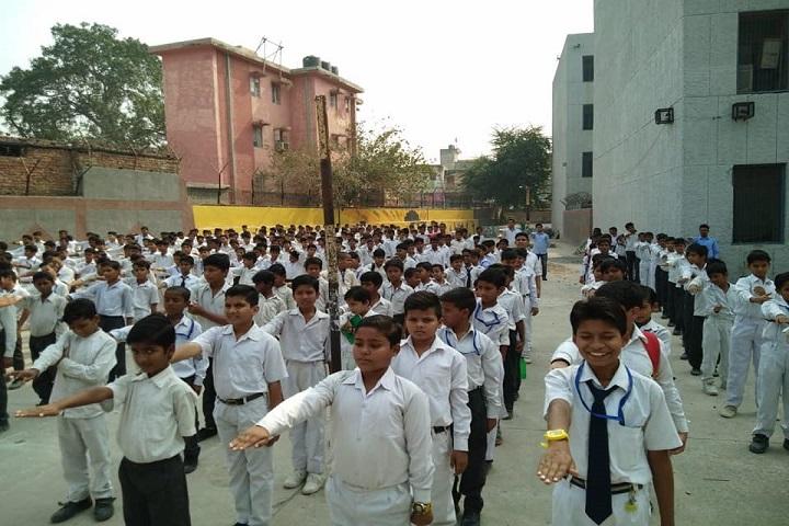 Government Boys Senior Secondary School No 2-Assembly