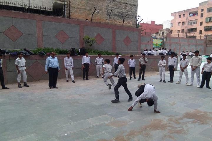 Government Boys Senior Secondary School No 2-Games