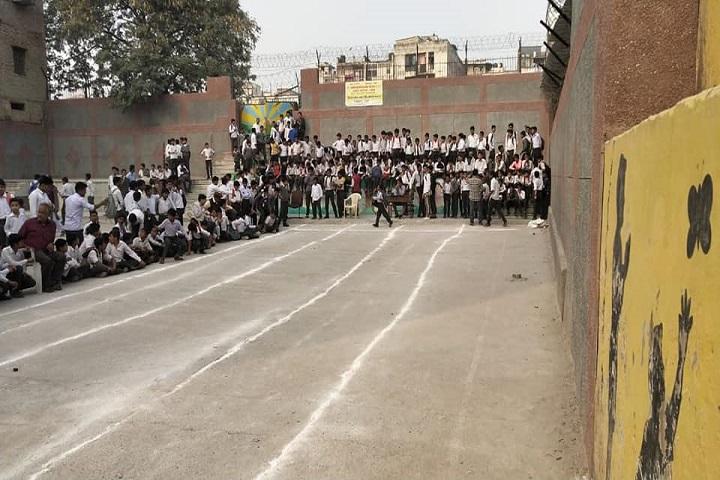Government Boys Senior Secondary School No 2-Sports