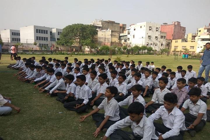 Government Boys Senior Secondary School No 2-Yoga
