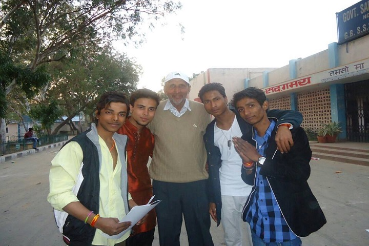 Government Boys Senior Secondary School No 2-Students