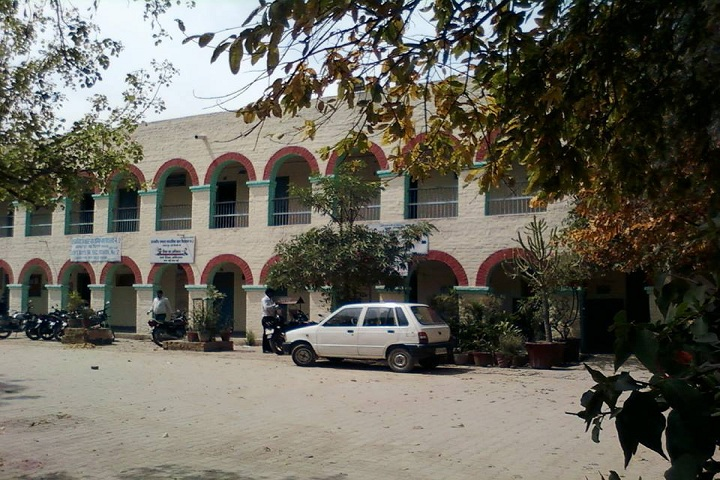 Government Boys Senior Secondary School No 2-Campus view