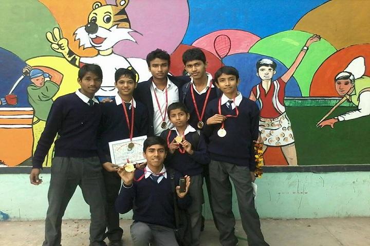 Government Boys Senior Secondary School No 3- Achivement
