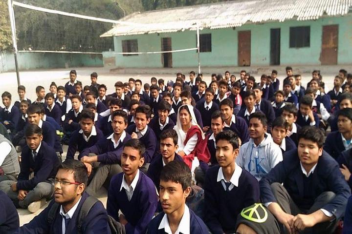 Government Boys Senior Secondary School No 3-Students