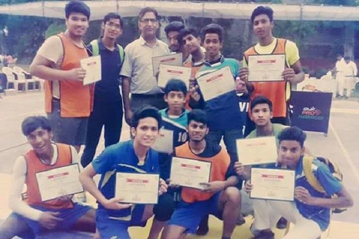 Government Boys Senior Secondary School No 3-Achievements