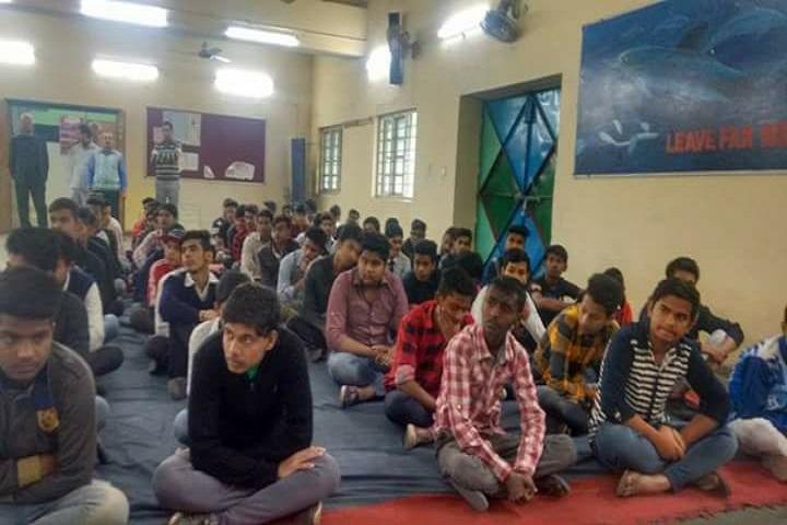 Government Boys Senior Secondary School No 3-Yoga